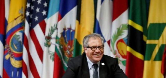 منظمة الدول الأمريكية ستقدم للجنائية الدولية أدلة على انتهاكات فنزويلا لحقوق الانسان