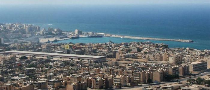 مسلحون يغلقون مقر بعثة الأمم المتحدة فى العاصمة الليبية طرابلس
