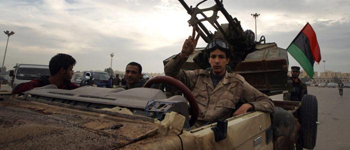 الجيش الليبي يدعو نازحي درنة إلى العودة