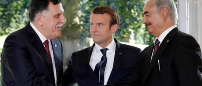 نهاية اتفاق الصخيرات وترسيخ سيطرة حفتر.. نتائج لقاء باريس تخيب آمال الليبيين في الخروج من الأزمة