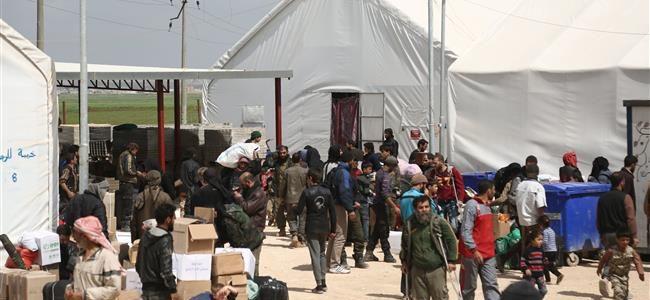 مصر تخرج 7 مصريين من الغوطة بالتعاون مع سوريا