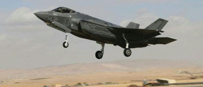 إسرائيل تفشل في عرقلة حصول تركيا على مقاتلات F-35 فتلجأ لحيلة جديدة لإضعاف إمكاناتها القتالية