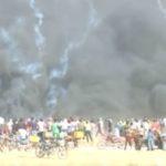 مقتل فلسطيني برصاص القوات الإسرائيلية مع تصاعد الاحتجاجات على الحدود