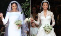 أيهما أفضل: فستان كايت أم ميجان؟