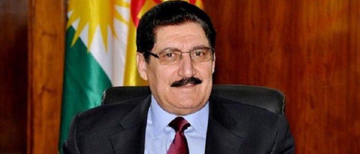 ميراني: الديمقراطي الكردستاني يتفاوض منفردًا على حقوق سكان الإقليم الدستورية