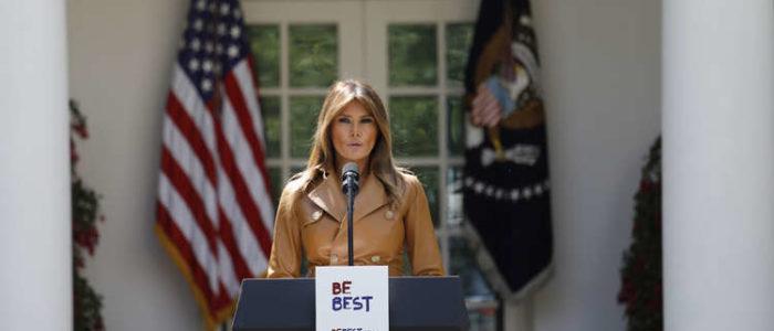 كيف تقضي ميلانيا ترامب يومها في البيت الأبيض؟