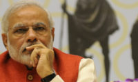 رئيس وزراء الهند ناريندرا مودي السياسي الأكثر شعبية علي الشبكات الاجتماعية