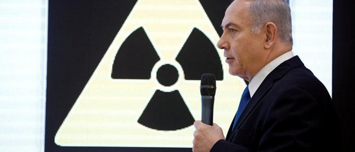 """نتنياهو يعترف بتوجيه """"رسائل صاروخية"""" لإيران قرب القنيطرة السورية"""