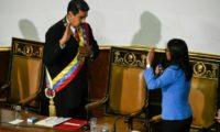 نيكولاس مادورو يقسم اليمين رئيسا لفنزويلا