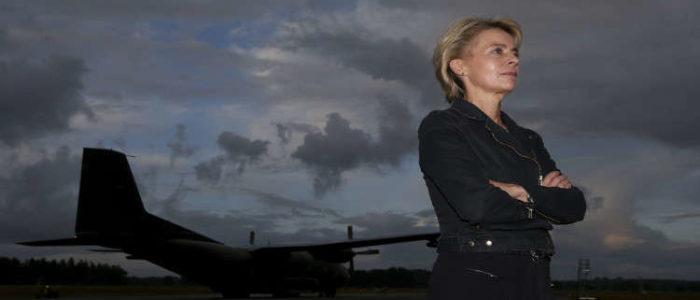 """وزيرة الدفاع الألمانية فشلت في إخفاء """"الحقيقة المرة"""" لجيشها"""