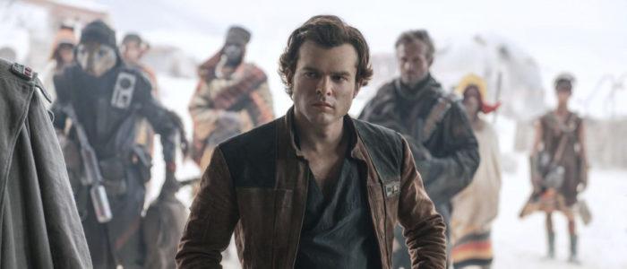 Solo: Star Wars Story في الصدارة.. أطاح بـ Avengers و DeadPool 2 بأرقام قياسية