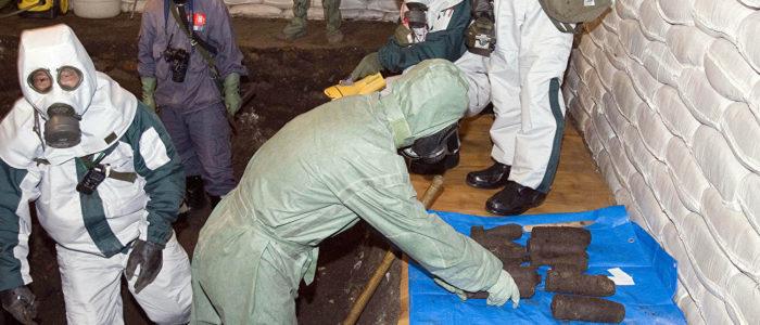 فرنسا  تؤيد تشديد أساليب منظمة حظر الأسلحة الكيميائية لتحديد مستخدميها في سوريا