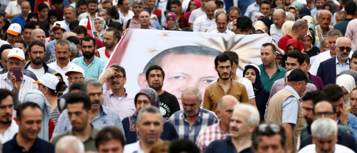 الأكراد يدخلون البرلمان التركي