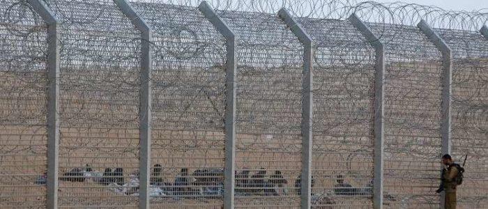 وزيرة أمريكية تتفقد سياج إسرائيل الحدودي مع مصر بحثا عن أفكار