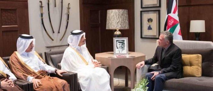 قطر تعلن عن حزمة استثمارات ضخمة ومساعدات للأردن