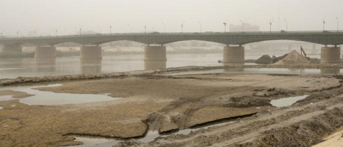 أزمة المياه في العراق تدخل مرحلة خطيرة