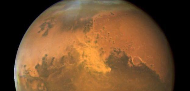 رصد صوت غامض على سطح المريخ