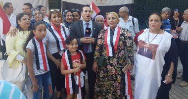 بالفيديو.. الجالية المصرية في اليونان تحتفل بذكري 30 يونيو