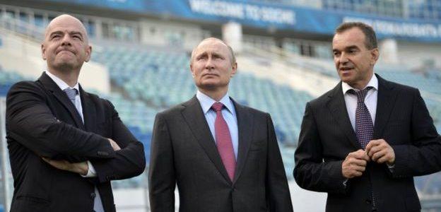 تايمز: كرة القدم أصبحت في يد شركات المراهنات.. مونديال روسيا