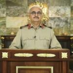 حفتر يوجه تعليمات قتالية جديدة للجيش الليبي في رمضان