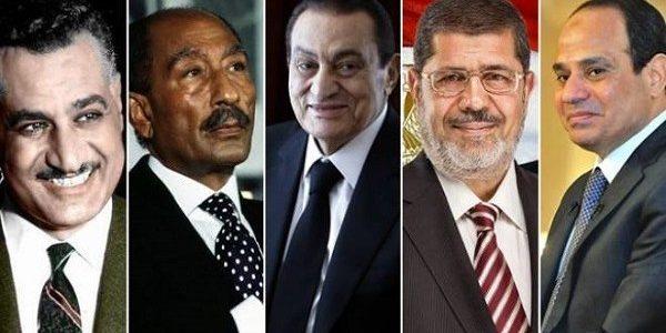 كيف احتفل رؤساء مصر بالعيد؟