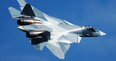 """روسيا توقع أول عقد لشراء مقاتلات الجيل الخامس من طراز """"سو 57"""""""