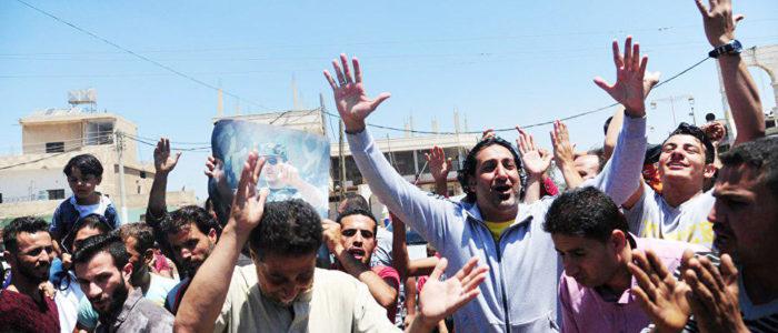 3 مدن بجنوب سوريا تنضم لوقف القتال و250 مسلحا يسوون أوضاعهم
