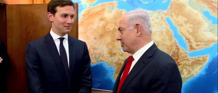 خطة سلام كوشنر تتضمن تبادل أراضي مع السعودية والأردن وفلسطين