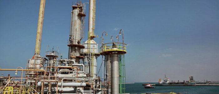 المؤسسة الوطنية للنفط في ليبيا تستعيد السيطرة على موانئ التصدير شرقي البلاد