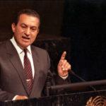 مبارك يتحدث عن كريات أكتوبر في أول حديث له منذ ثورة عام 2011