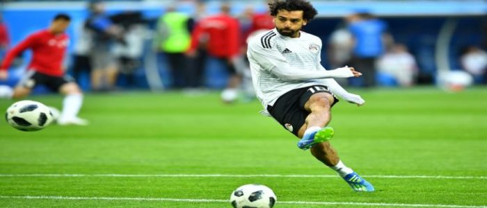 ليفربول يحتفل بهدف صلاح فى شباك السعودية: الهدف الـ50 منذ انضمامه للريدز