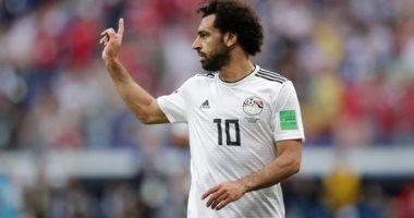 تعادل مصر والسعودية 1-1