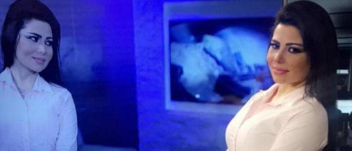 """المذيعة """"شيرين الرفاعي"""" تغادر السعودية  قبل التحقيق معها لملابسها الجريئة"""