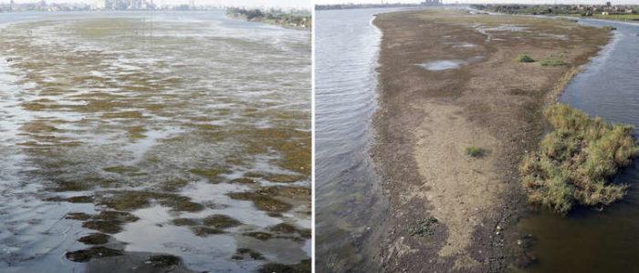 وزارة الري تعلن عن كمية العجز المائي في مصر