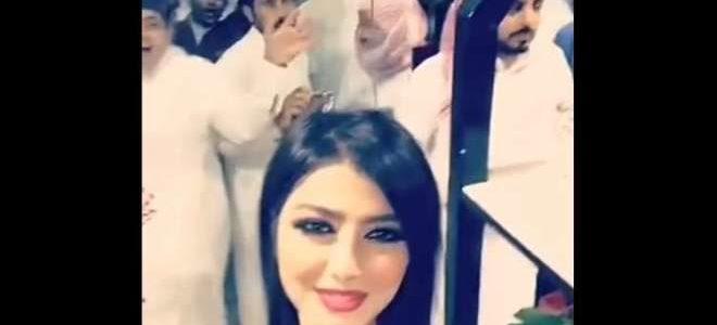 """ممثلة سعودية تثير """"الفوضى"""" في الرياض"""