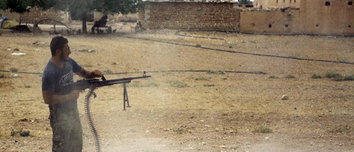 تركيا: التقارير عن انسحاب وحدات حماية الشعب الكردية بالكامل من منبج مبالغ فيها