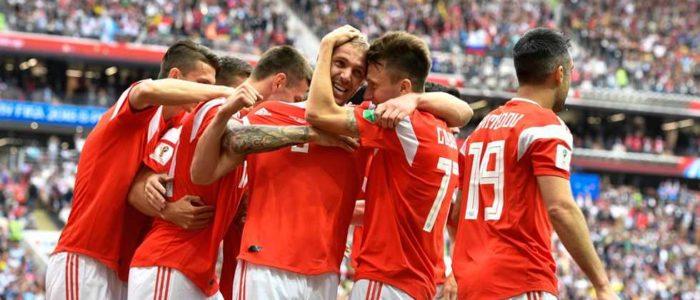كيف تفوز مصر على روسيا في 6 خطوات