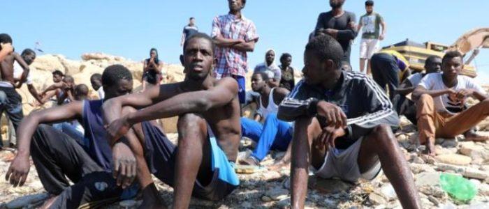 ليبيا تنقذ نحو ألف مهاجر في 3 عمليات خلال يوم واحد