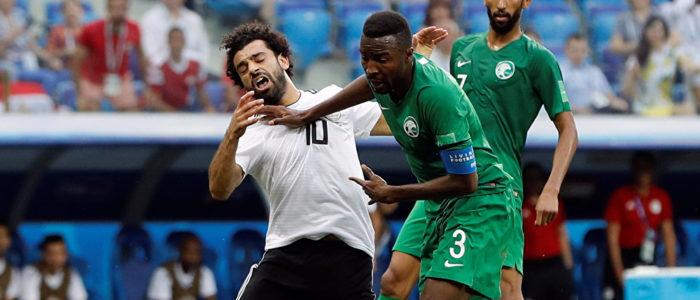 فوز المنتخب السعودي علي مصر 2 مقابل 1