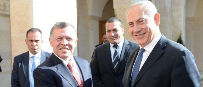 """نتنياهو في زيارة قصيرة ونادرة للأردن، التقى الملك عبد الله وتعهد له بالحفاظ على قانون """"الستاتيكو"""".. فما هو هذا القانون؟"""