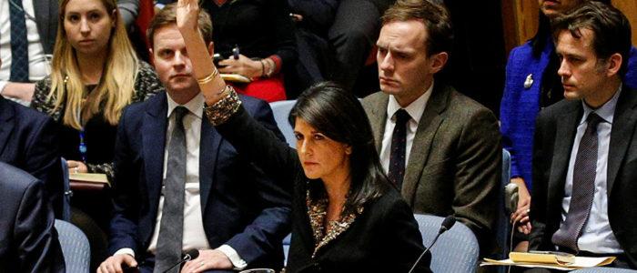 """هايلي: إنشاء منطقة منزوعة السلاح في إدلب """"خطوة في الاتجاه الصحيح"""""""