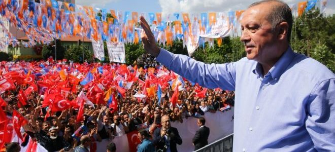 أردوغان يحاول تجاوز السعودية كأكبر داعم للفلسطينيين