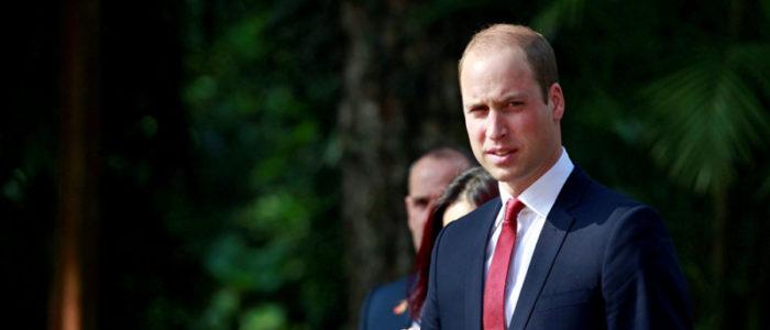 الأمير وليام يصل في زيارة رسمية إلى الأراضي الفلسطينية