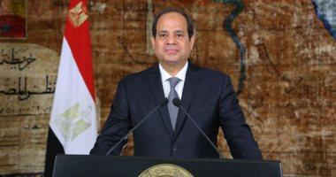 السيسى: 30 يونيو يوم مشهود فى تاريخ مصر