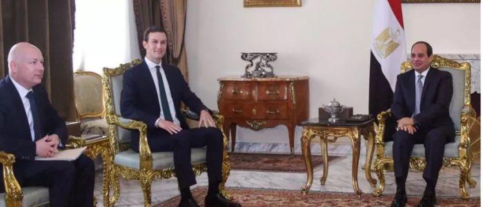 هآرتس: القاهرة مفتاح صفقة القرن لترامب بالشرق الأوسط