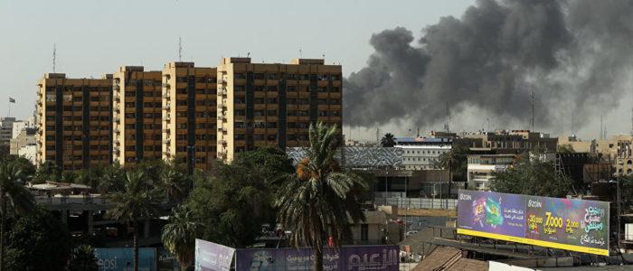 مسؤول الدفاع بالبرلمان العراقي: حريق مفوضية الانتخابات ببغداد تم بفعل فاعل