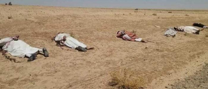 أكبر قبائل العراق تخاطب الدولة: إن لم تحمونا أدخِلونا في سلك الجيش وسنحمي أنفسنا