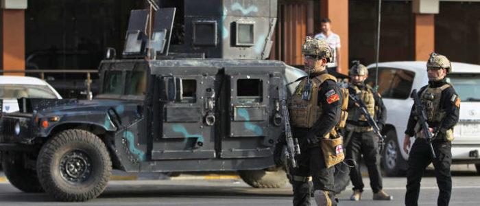 """الأمن العراقي يطوق مقر """"حزب الله"""" بعد مواجهات شرقي بغداد"""