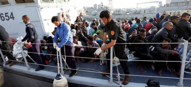 مراكز أوروبية في شمال أفريقيا لاحتواء الهجرة غير الشرعية