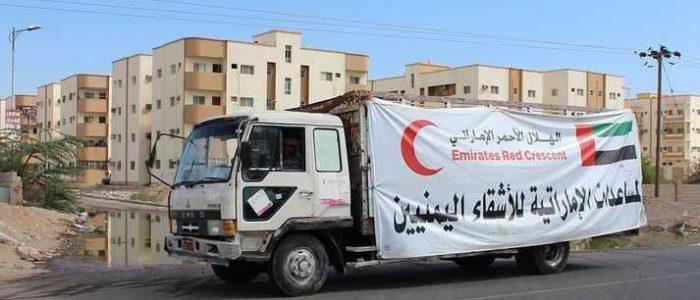 تحالف دعم الشرعية سهل العمل الإنساني باليمن